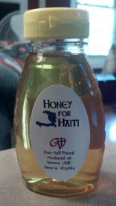 Honey for Haiti
