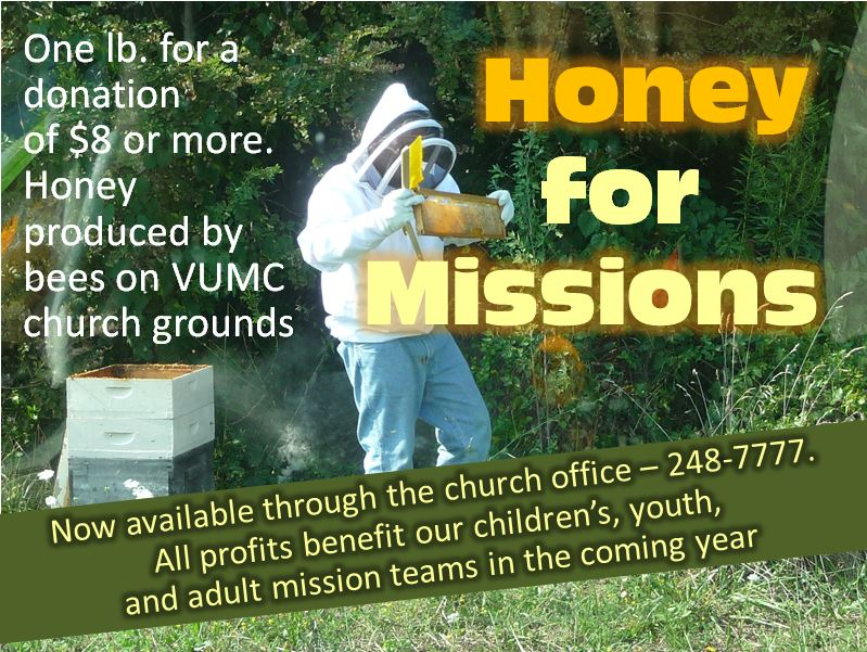 Honey for Missions